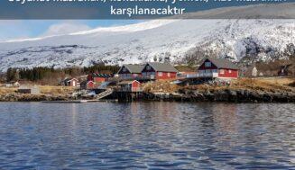 Norveç 12 Ay Gönüllülük Projesi