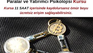 Bitcoin, Blockchain, Kripto Paralar ve Yatırımcı Psikolojisi Kursu