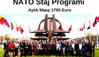 NATO Staj Programı – Aylık Maaş 1700 Euro