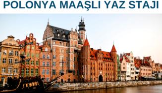 Polonya Maaşlı Yaz Stajı